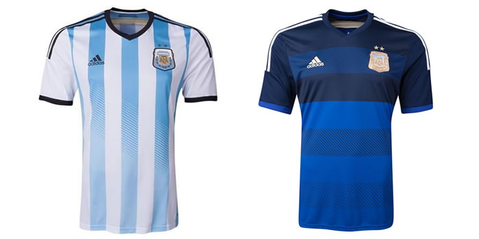 Argentina World Cup Shirts for 2014